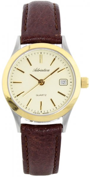 Zegarek damski Adriatica pasek A3117.2111Q - duże 1