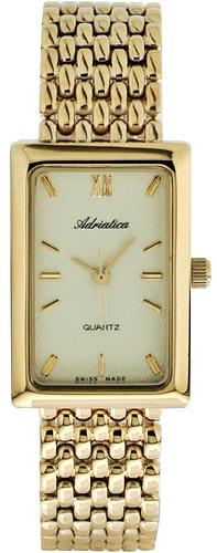 Zegarek damski Adriatica bransoleta A3118.1161Q - duże 1