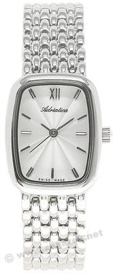 Zegarek damski Adriatica bransoleta A3119.5163Q - duże 1