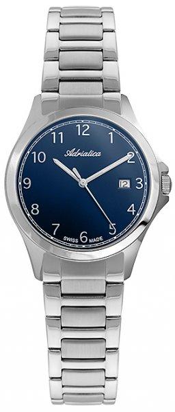 Zegarek damski Adriatica bransoleta A3164.5125Q - duże 3