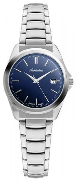 Zegarek damski Adriatica bransoleta A3165.5115Q - duże 1