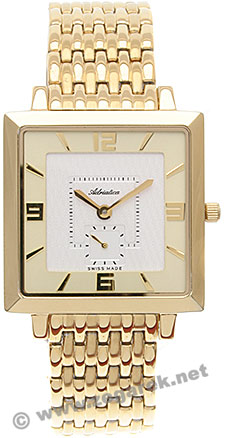 Zegarek męski Adriatica bransoleta A3205.1153Q - duże 1