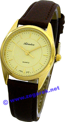 Zegarek damski Adriatica pasek A3206.1211 - duże 1