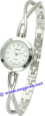Zegarek damski Adriatica bransoleta A3250.3162 - duże 1