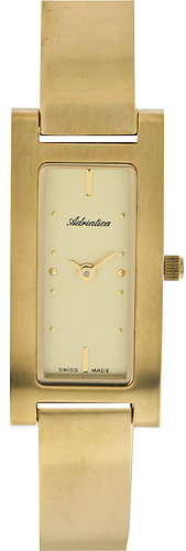 Zegarek damski Adriatica bransoleta A3255.1191Q - duże 1
