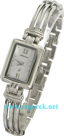 Zegarek damski Adriatica bransoleta A3392.3183 - duże 1