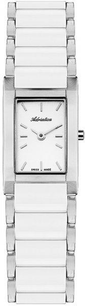 Zegarek damski Adriatica bransoleta A3396.C113Q - duże 1