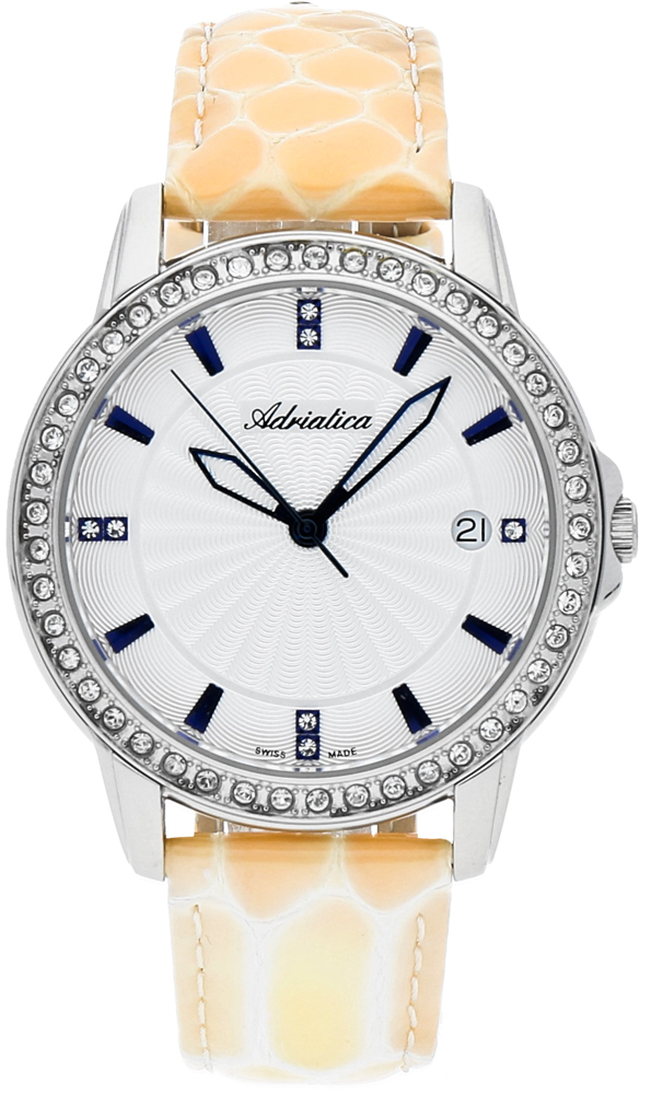 Zegarek Adriatica A3416.52B3QZ-POWYSTAWOWY - duże 1
