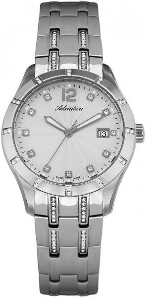 Zegarek damski Adriatica bransoleta A3419.5173QZ - duże 1