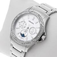 Zegarek damski Adriatica bransoleta A3420.5113QFZ - duże 2
