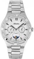 Zegarek damski Adriatica bransoleta A3421.5163QFZ - duże 1