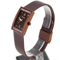 Zegarek damski Adriatica bransoleta A3441.018GQZ - duże 3