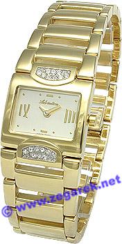Zegarek damski Adriatica bransoleta A3489.1193QZ - duże 1