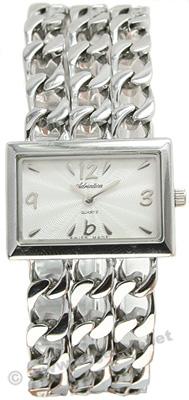 Zegarek damski Adriatica bransoleta A3490.3153Q - duże 1