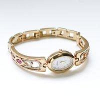 Zegarek damski Adriatica bransoleta A3557.1173QZ-POWYSTAWOWY - duże 2