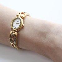 Zegarek damski Adriatica bransoleta A3557.1173QZ-POWYSTAWOWY - duże 3