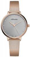 Zegarek damski Adriatica bransoleta A3573.9147Q - duże 1