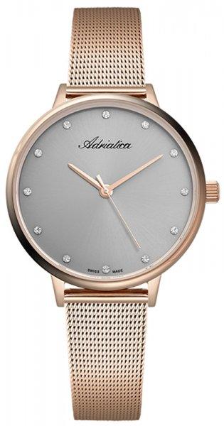 Zegarek Adriatica A3573.9147Q - duże 1