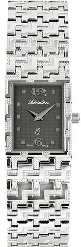 Zegarek damski Adriatica bransoleta A3580.3176Q - duże 1