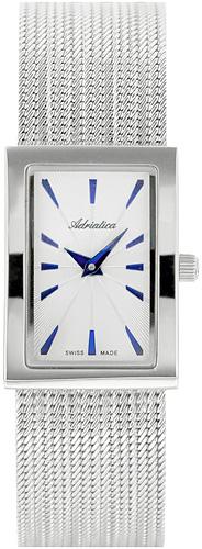 Zegarek damski Adriatica bransoleta A3600.51B3Q - duże 1