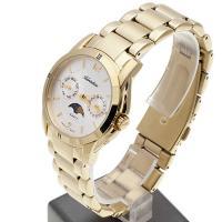 Zegarek damski Adriatica bransoleta A3626.1153QFZ - duże 3