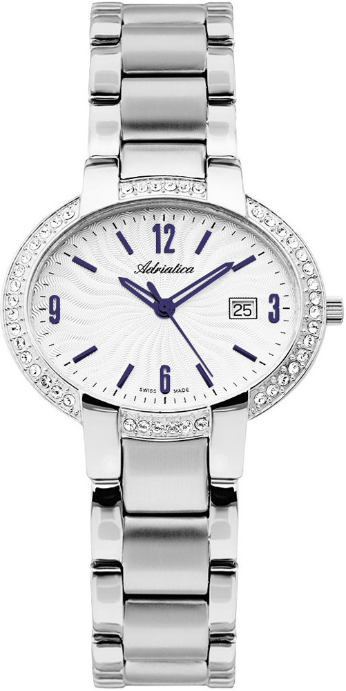 Zegarek Adriatica A3627.51B3QZ - duże 1