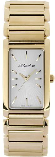 Zegarek damski Adriatica bransoleta A3643.1113Q - duże 1