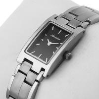 Zegarek damski Adriatica tytanowe A3670.4114Q - duże 2