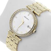 Zegarek damski Adriatica bransoleta A3695.1143QZ - duże 2