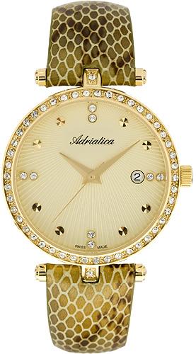 Zegarek damski Adriatica pasek A3695.1241QZ - duże 1