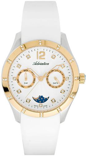 Zegarek damski Adriatica pasek A3698.2273QFZ - duże 1