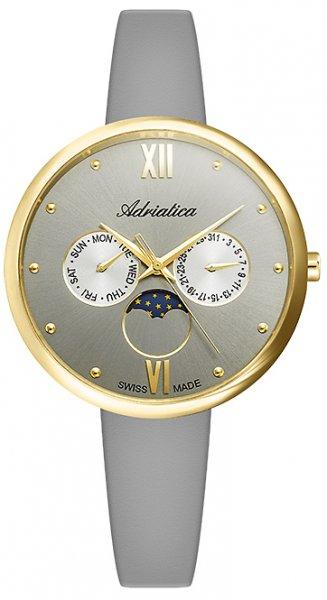 Zegarek Adriatica A3732.1G87QF - duże 1
