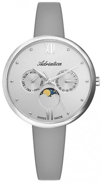 Zegarek Adriatica A3732.5G83QF - duże 1