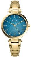 Zegarek damski Adriatica bransoleta A3773.1115Q - duże 1