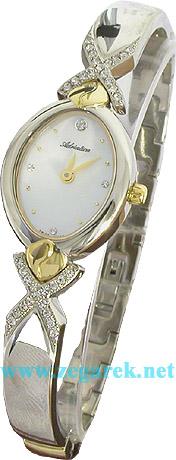 Zegarek damski Adriatica bransoleta A4508.2149 - duże 1