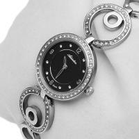 Zegarek damski Adriatica tytanowe A4512.4174QZ - duże 2