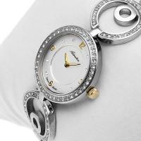 Zegarek damski Adriatica tytanowe A4512.6173QZ - duże 2