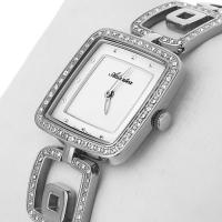 Zegarek damski Adriatica tytanowe A4513.4143QZ - duże 2