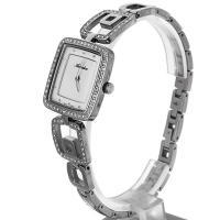 Zegarek damski Adriatica tytanowe A4513.4143QZ - duże 3