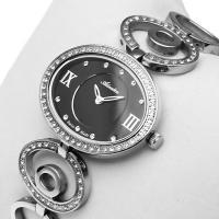 Zegarek damski Adriatica bransoleta A4514.4184QZ - duże 2