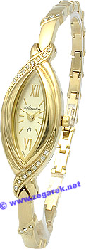 Zegarek damski Adriatica bransoleta A5033.1161QZ - duże 1