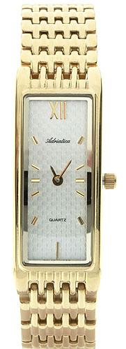 Zegarek damski Adriatica bransoleta A5039.1163 - duże 1