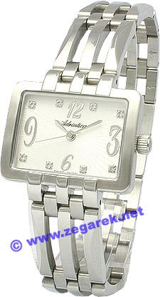 Zegarek damski Adriatica bransoleta A5061.5173Q - duże 1