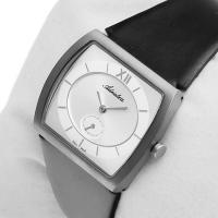 Zegarek damski Adriatica tytanowe A5091.4263Q - duże 2