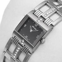 Zegarek damski Adriatica tytanowe A5093.4176QZ - duże 2