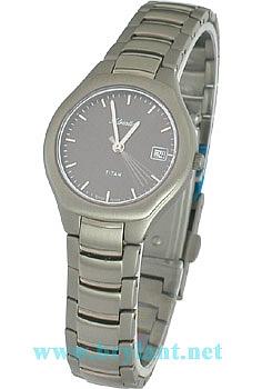 Zegarek damski Adriatica tytanowe A5201.328 - duże 1