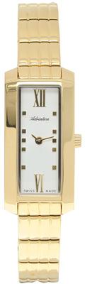 Zegarek damski Adriatica bransoleta A5211.1183Qs - duże 1