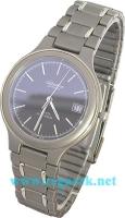 Zegarek męski Adriatica tytanowe A8002.4114 - duże 1