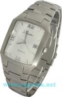 Zegarek męski Adriatica tytanowe A8060.4163 - duże 1