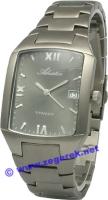 Zegarek męski Adriatica tytanowe A8060.4167 - duże 1